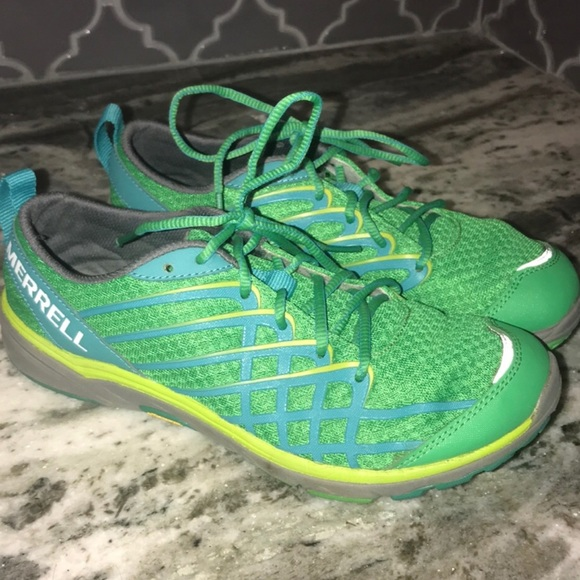 Merrell Womens Tennis Shoes Vguc